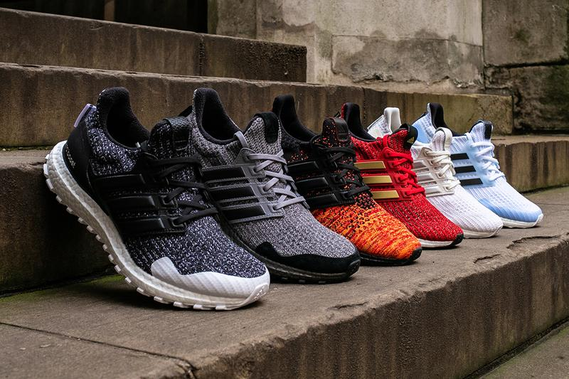 Adidas lancia le scarpe da ginnastica di Game of Thrones